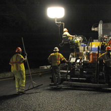 Warm Mix Asphalt wins NOVA Award