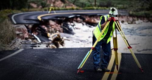 Colorado flood surveyor